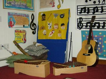 Xylophones, Guitar, and Other Instruments